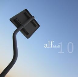 Visuel ALBUM 10 ALF & half